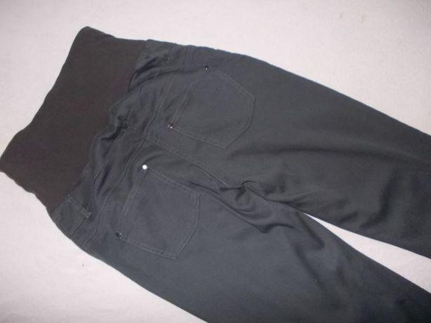 HAPPY MUM spodnie na brzuszek roz. 36 / S szare