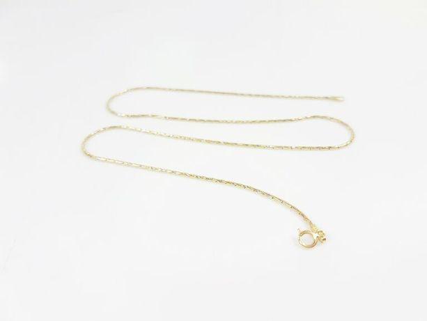 Złoty łańcuszek ŻYŁKA 6,01 GR P. 585