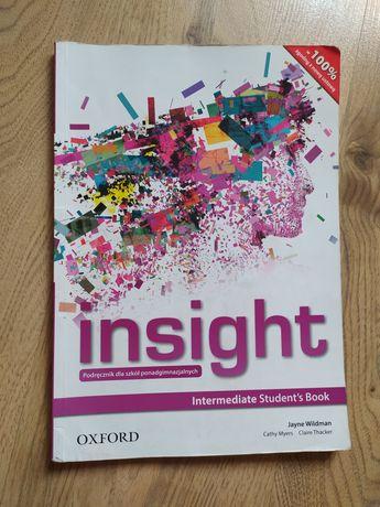 Insight Intermediate podręcznik