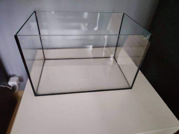 Akwarium 25l  filtr grzałka akcesoria