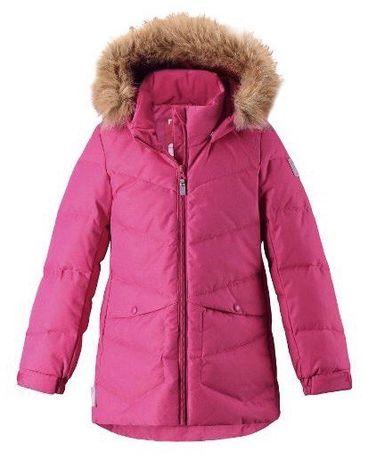 Пуховик куртка/пальто  reima Leena 140, 152