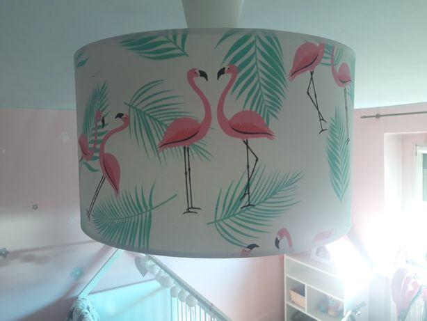 Lampa flamingi