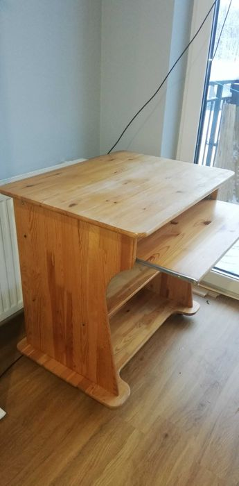 Biurko drewniane Tychy - image 1
