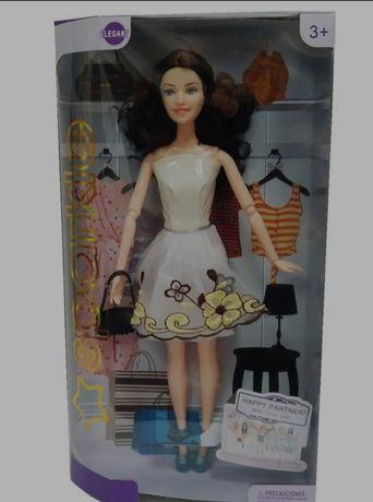 Кукла Барби с сумочкой