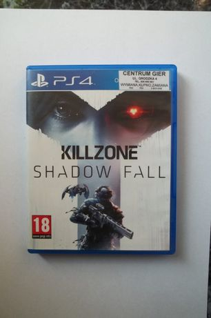 Ps 4 Killzone Shadow Fall Centrum Gier Grodzka 4