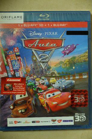 Bajka Auta 2, Disney, Blu Ray