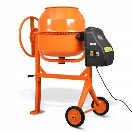 Betoniarka HECHT 230v 140 litrów moc 650W nowa hecht 2141