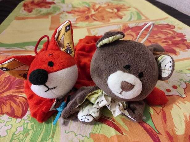 Іграшки  ручної роботи комфортери