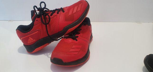 Adidas adidasy czerwone r.40
