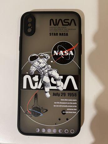 Продам новый чехол на iphone Xs max Nasa!