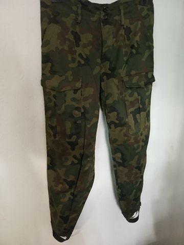 Spodnie  wz 93 wojskowe KAMA 127A MON Wybrzeże Jaworzynka - image 1