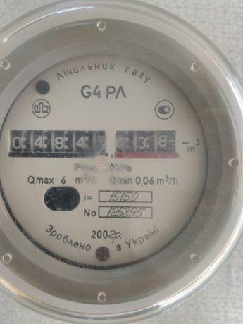 Газовый счетчик для газа