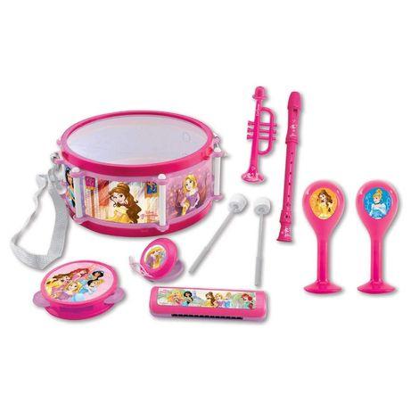 LEXiBOOK Disney Princess 7 instrumentów