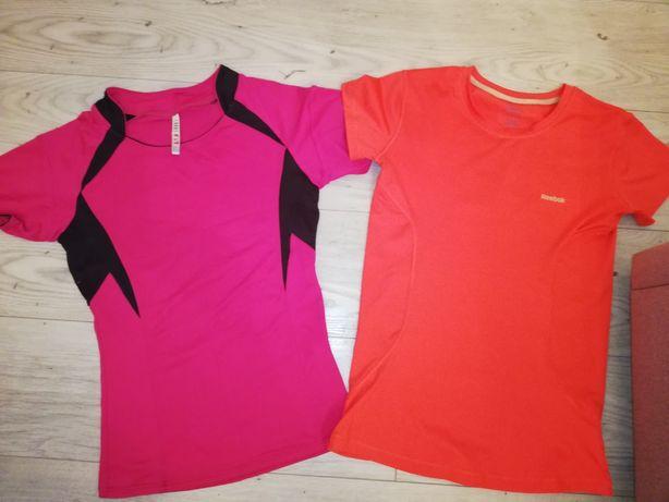 Koszulki termiczne Reebok i Carry