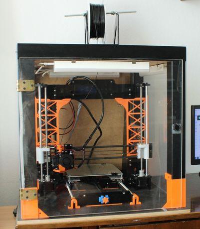 DRUKARKA 3D Anet A8 + Obudowa +Filament PLA