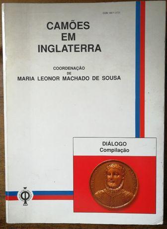 camóes em inglaterra, maria leonor machado de sousa, 1992