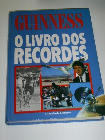 livro dos recordes