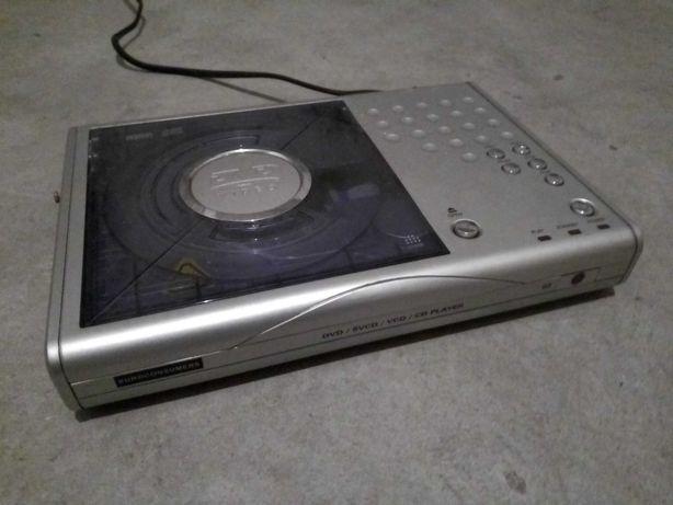 Leitor De DVD/CD/MP3 Euroconsumers LG-5988