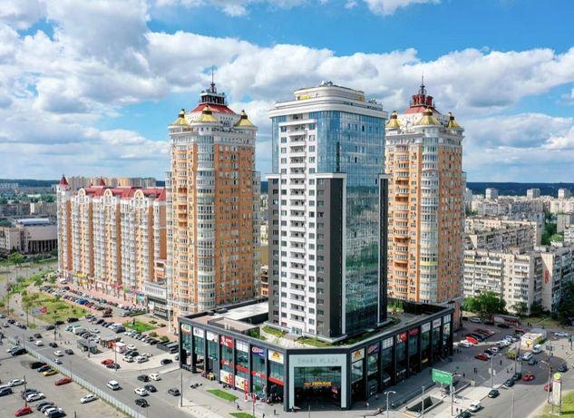 Посуточно Панорамная квартира с новым ремонтом, Smart Plaza