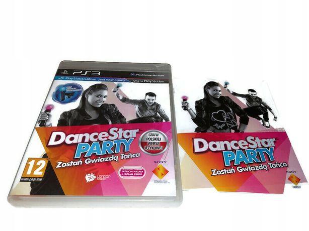 Dance Star Party Pl Dubbing Taneczno Muzyczna Ps3