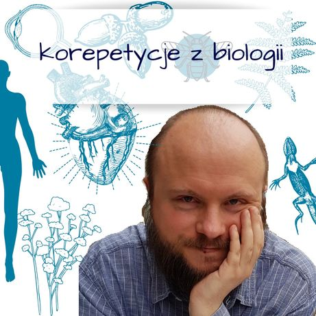 Korepetycje Z Biologii (60 zł/1.5 h) / Matura 2022 / On-Line
