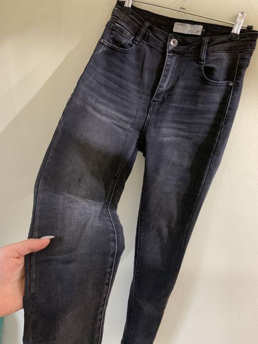 Ciemnoszare jeansy Dobczyce - image 1