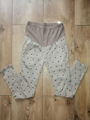 Spodnie ciążowe r. 36