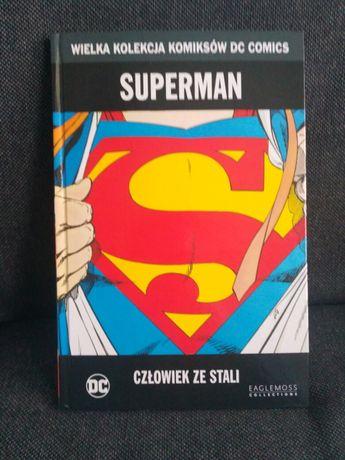 Superman Człowiek ze stali WKKDC