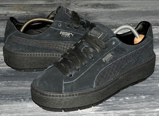 Puma Suede Platform ! оригинальные,кожаные невероятно крутые кроссовки