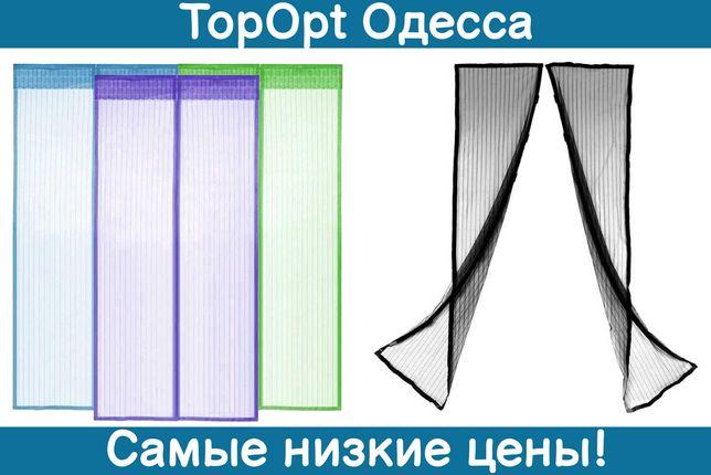 Москитная сетка на двери и окна  1*2,10 м и 150*150 см от мух комаров