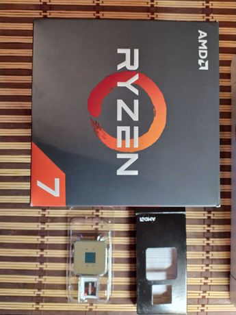 Продам AMD Ryzen 2700x