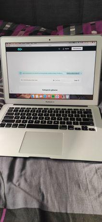 """MacBookAir 13"""" 4GB/256GB - Ergonomiczny(amerykański) układ klawiatury!"""