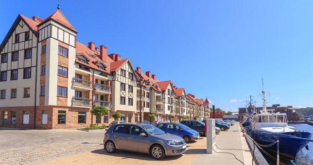 Bulwar Portowy - Apartament 2-pokojowy dla 4 osób - WYSOKI STANDARD