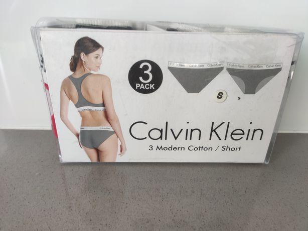 Majtki damskie Calvin Klein 3 pak