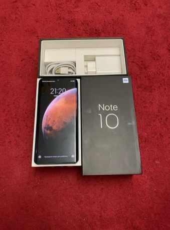 Xiaomi Mi Note 10 6/128Gb