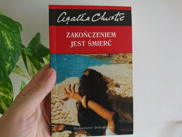 Zakończeniem jest śmierć Agatha Christie