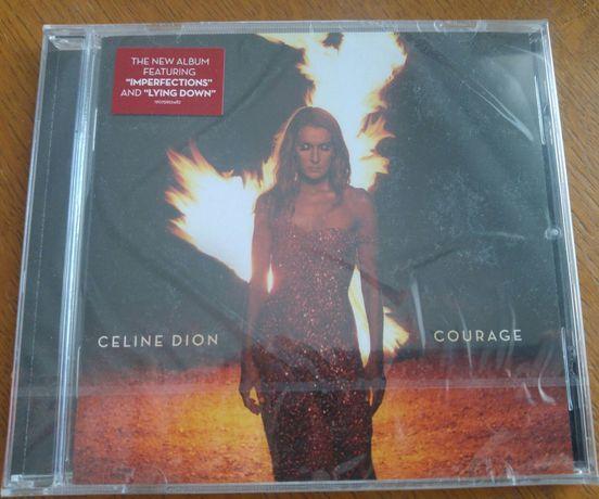 Płyta Celine Dion Courage nowa