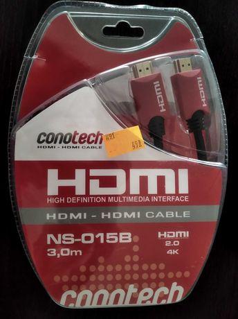 Kabel HDMI 3m