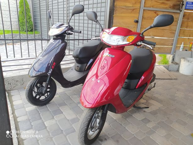 Мопед Honda dio 4 Tak