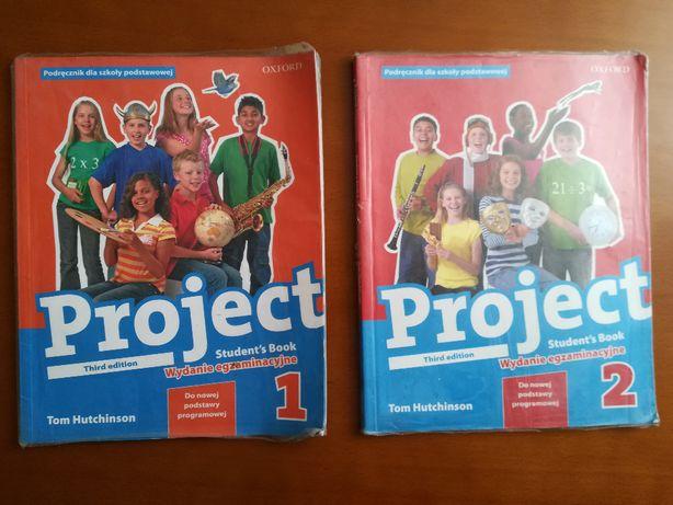 Project 1, 2 Third Edition Student's Book. Podręcznik. Język angielski