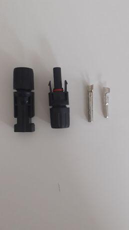 Konektor MC4 złącze - fotowoltaika