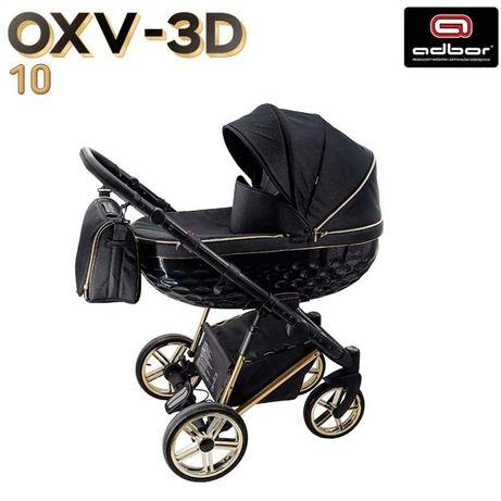 Wózek 3w1 OXV 3D