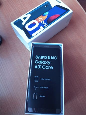 OKAZJA ! Bardzo mało używany Samsung Galaxy A01 Core