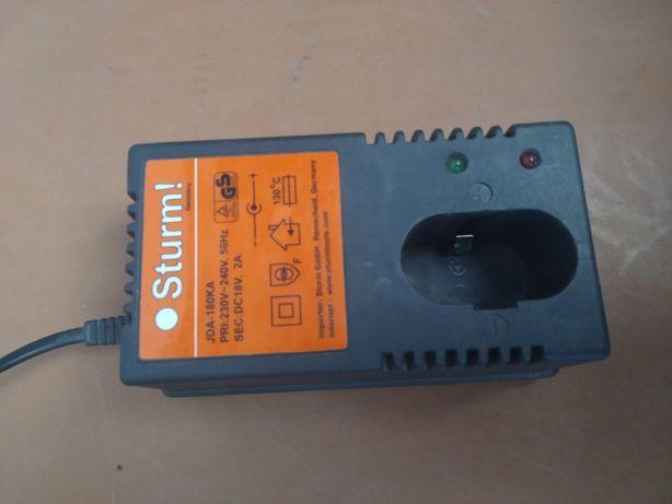 Зарядное устройство для CD31181 Sturm! JDA180-KA DC18V 2A