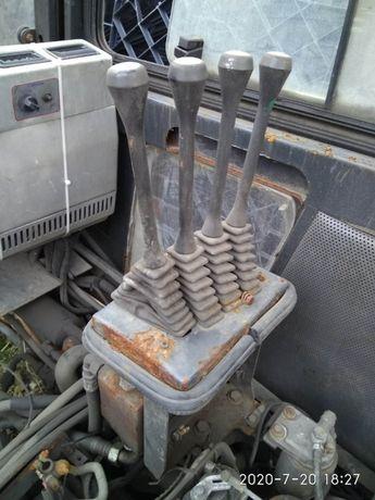 still r70-25 rozdzielacz hydrauliczny czterosekcyjny
