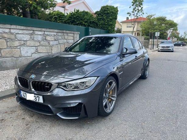 BMW M3 (431 cv) poucos kms