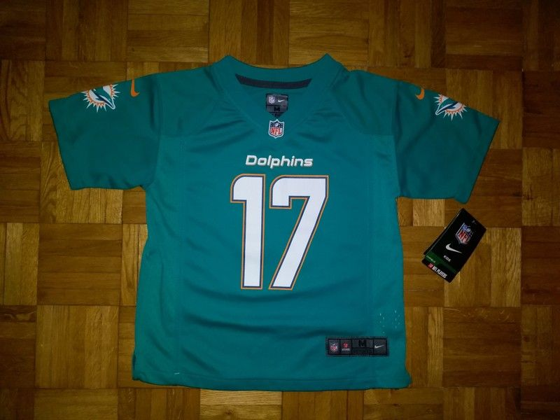 koszulka nike nfl 5-6 lat dolphins Piła - image 1