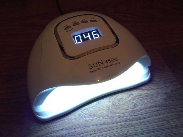 Лампа для ногтей SUN X5 MAX