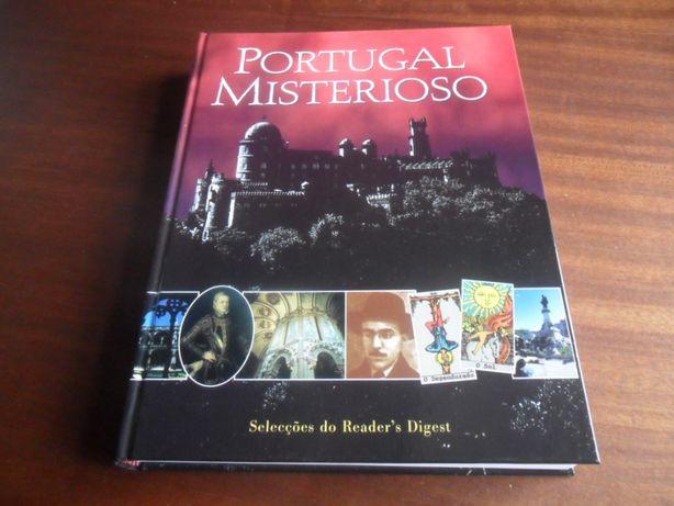 """""""Portugal Misterioso"""" de Vários - 1ª Edição de 1988"""
