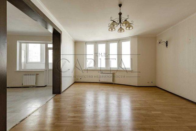 Продажа 3к квартиры 113м2 на Днепровской набережной, Осокорки